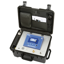 Analysis Instrument GA11 integrated in plastic case